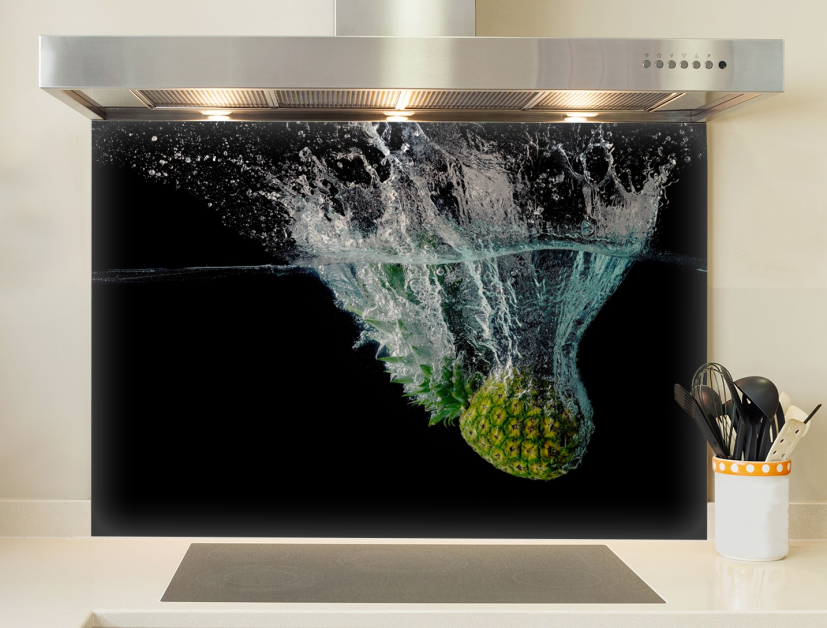 Splash ananas