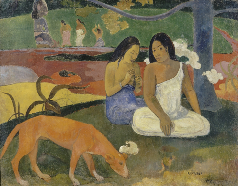 Paul Gauguin, Arearea